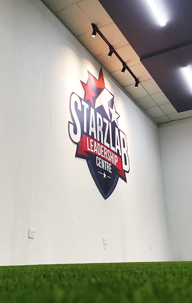Starzlab Play Area