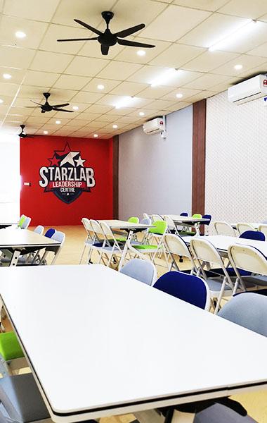 Starzlab Dining Area