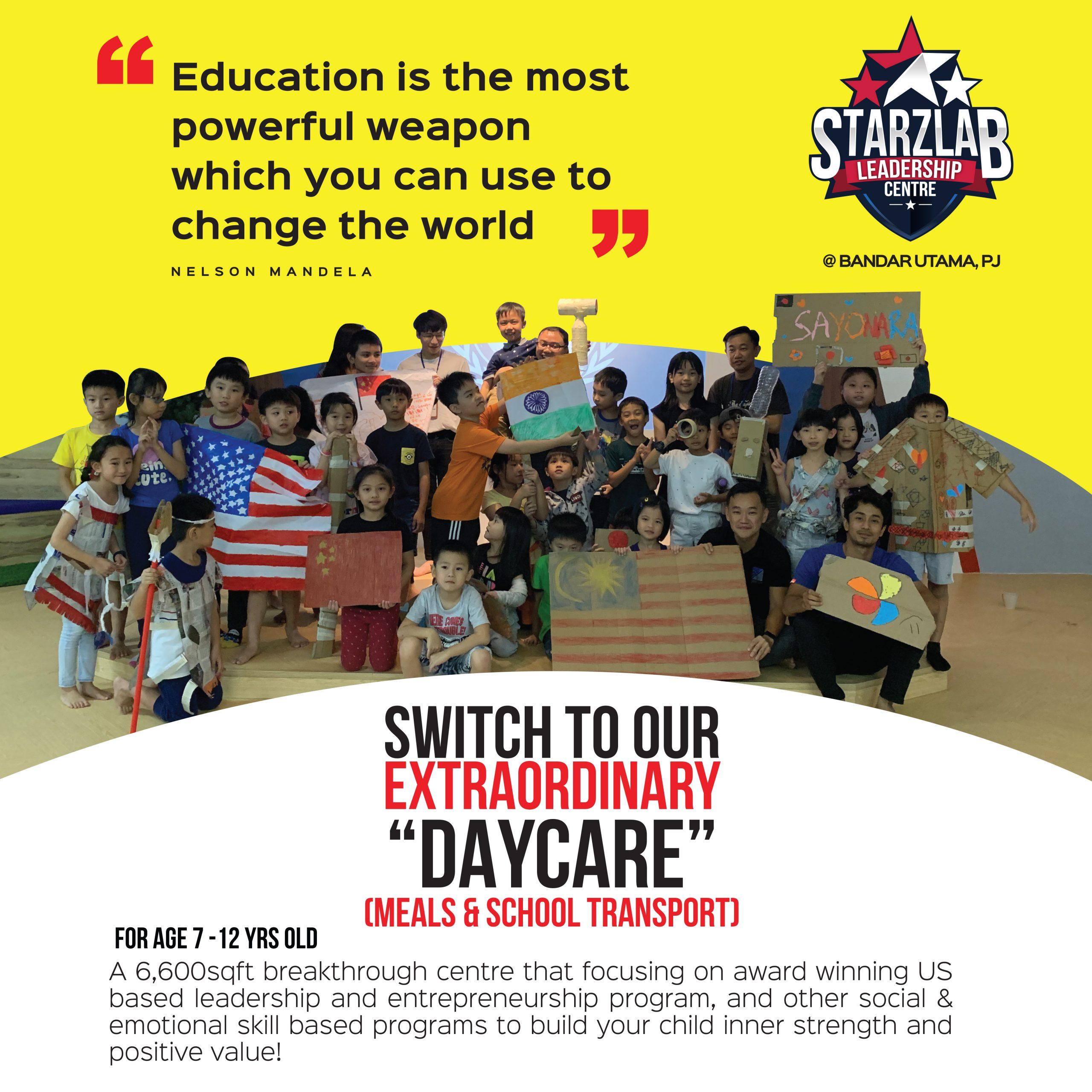 Best Daycare in Petaling Jaya